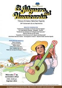 El Jilguero del Huascarán en Derrama Magisterial
