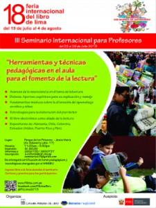 III Seminario Internacional para Profesores