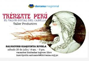 Trénzate Perú