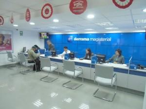Derrama magisterial estrena nueva oficina en ica blog de for Oficina gestion ica