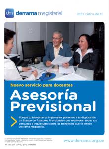 Asesoría Previsional