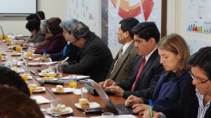 Mesa Interinstitucional para el Desarrollo Docente