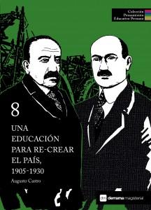 volumen 8 de la Colección Pensamiento Educativo Peruano-CPEP