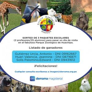 Parque Zoológico de Huachipa