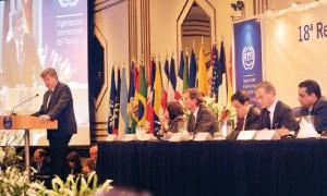 18 Reunión Regional Americana de la Organización Internacional de Trabajo (OIT)