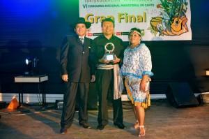 Concurso Nacional Magisterial de Canto 2014