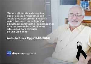 Antonio Brack Egg