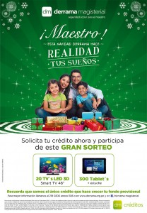 Campaña de Créditos por Navidad y Año Nuevo
