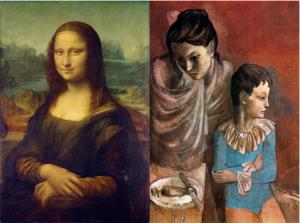 analizar una pintura
