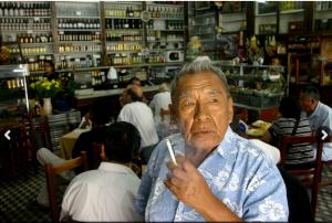 """Carlos """"El Chino"""" Domínguez"""