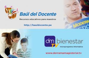 Baúl del Docente y Derrama Magisterial TV