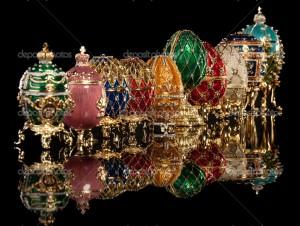 Huevos de Pascua de la Casa Fabergé