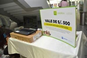 Campaña de Crédito Escolar 2015