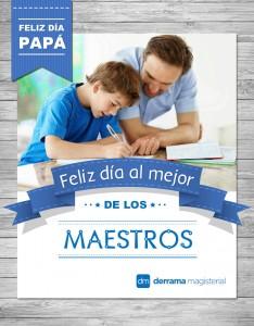 Feliz Día del Padre 2015