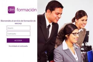 Plataforma Educativa Virtual para examen  de nombramiento