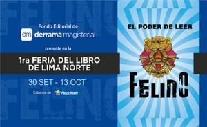 1era. Feria del Libro de Lima Norte-FELINO 2015