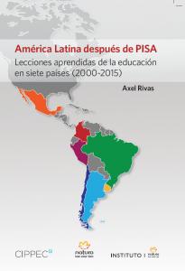 informe sobre la educación en América Latina