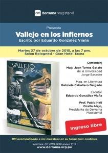 Libro sobre César Vallejo
