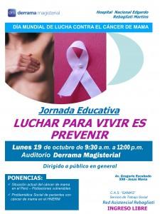 Salud Previsional cáncer de mama
