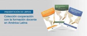 Derrama Magisterial presenta libros pedagógicos en Colombia