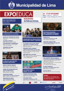 Expo Educa Internacional Docentes 2015