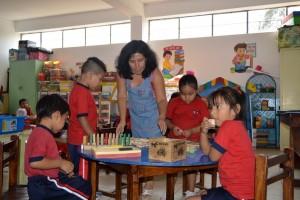 Ser madre y ser maestra