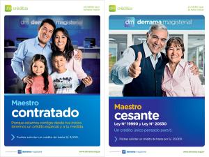 DM Créditos: La mejor opción de crédito para el maestro peruano