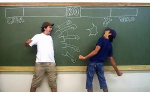 Resolución de conflictos en el aula