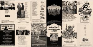 Woody Allen: 12 películas