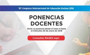 VI Congreso Encinas 2016