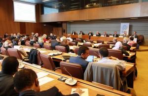 Seguridad Social: Derrama Magisterial participó en Seminario Internacional organizado por la OISS