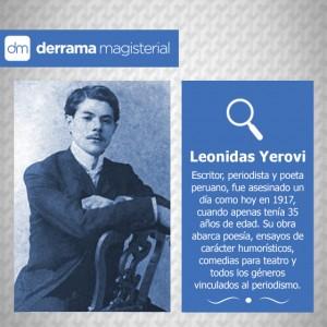 Sergio Nicolás Leonidas Yerovi Douat