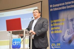 Fernando Pazos Cherres - VI Congreso Internacional de Educación Encinas 2016