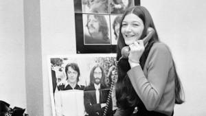 freda secretaria de los Beatles
