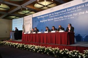 Foro Regional de la Seguridad Social para las Américas 2016