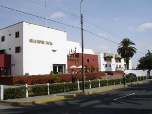 Gran Hotel Tacna cumple 65 años