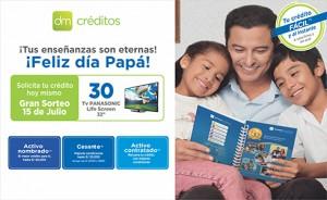 Campaña de Créditos por el Día del Padre 2016