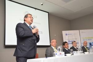 Taller sobre la Buena Gobernanza en Seguridad Social - Fernando Pazos Cherres