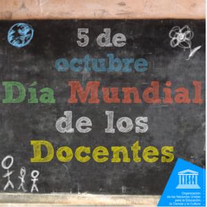5 de octubre d a mundial del docente blog de derrama for Docentes en el exterior 2016
