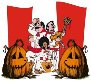 Canción criolla o Halloween