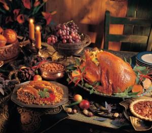 Día de Acción de Gracias - thanksgiving