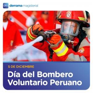 Día del Bombero Voluntario: Una profesión basada en el servicio