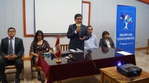 Derrama Magisterial realizó talleres pedagógicos regionales
