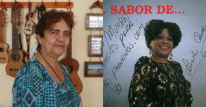 Dos damas de la canción: Chalena Vásquez y Lucila Campos