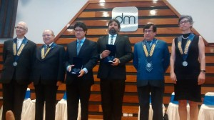 Medalla Encinas 2016