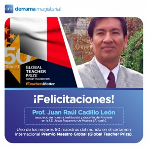 Entrevista a prof. Juan Cadillo en Escuela Abierta