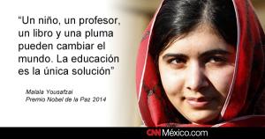 La historia de Malala