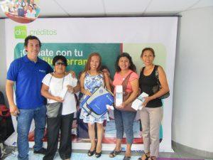Gánate con tu Crédito Derrama llega a nuestra Agencia de Los Olivos