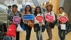 Profesores peruanos retornaron del Congreso Pedagogía 2017