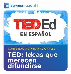 TED: Conferencias inspiradoras y entretenidas